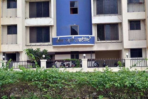 Reputed Sonal Laxmi Apartments Elevation