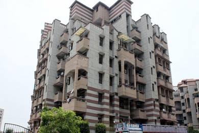 CGHS Ircon Apartments Elevation