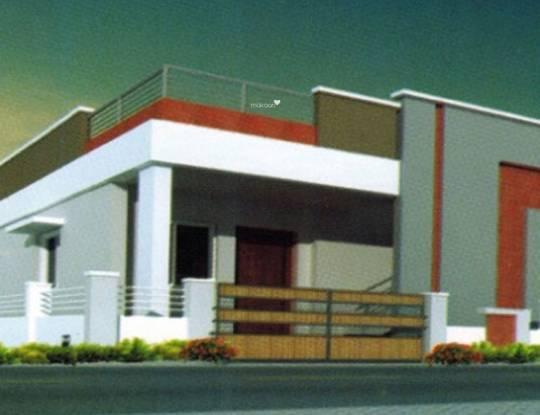 Devansh Dev Prime Villas Block 2 Elevation