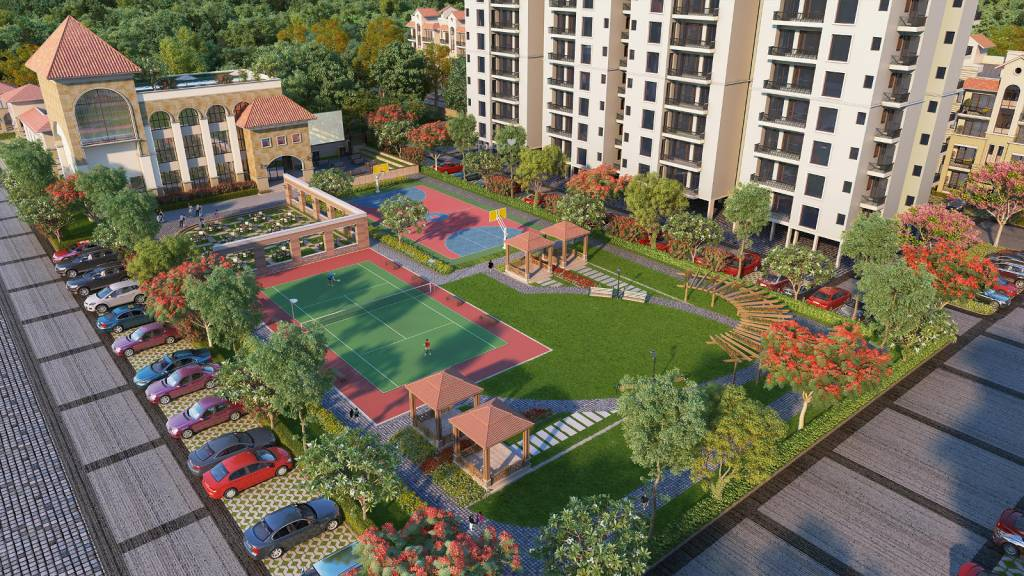 SBP City Of Dreams Amenities