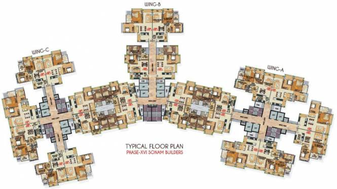 Sonam Indraprasth Cluster Plan