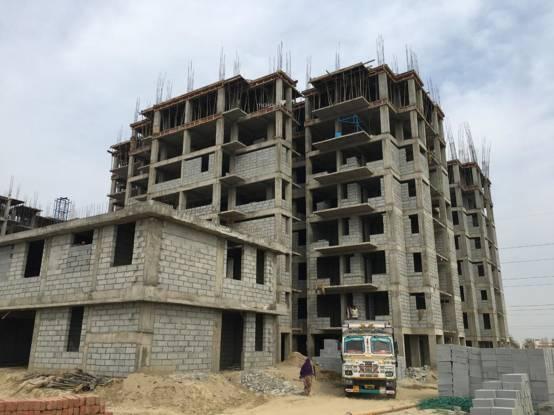 Agrasain Aagman Construction Status