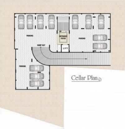 VR Sudha Kalash Cluster Plan