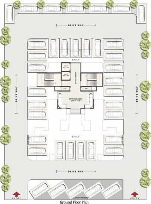 Kailash Pratik Renaissance Cluster Plan