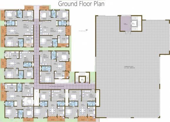 LNS Pride Cluster Plan