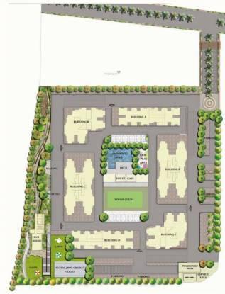 Saheel Itrend Homes Layout Plan