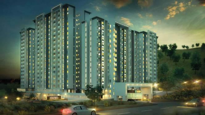 Saheel Itrend Homes Elevation