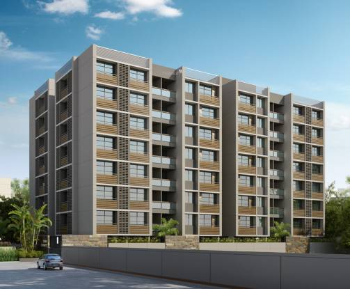 Maruti Shyam Residency Elevation