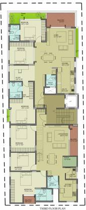 Evantha Kaustubha Cluster Plan