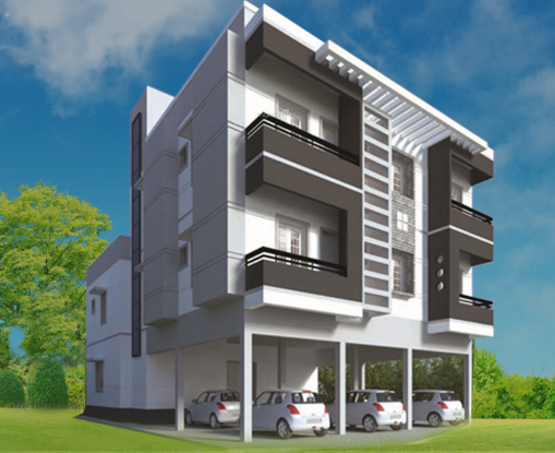 Mayas Maruthi Nagar Elevation