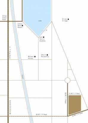 Gala Gold Crest Location Plan