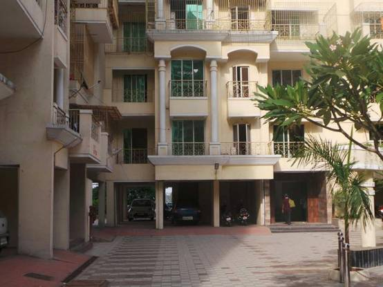 Wadhwa Shiv Leela Apartment Elevation