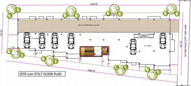 Pushkar Sai Kushi Graha Cluster Plan