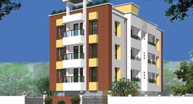 Pushkar JK Gardens Elevation