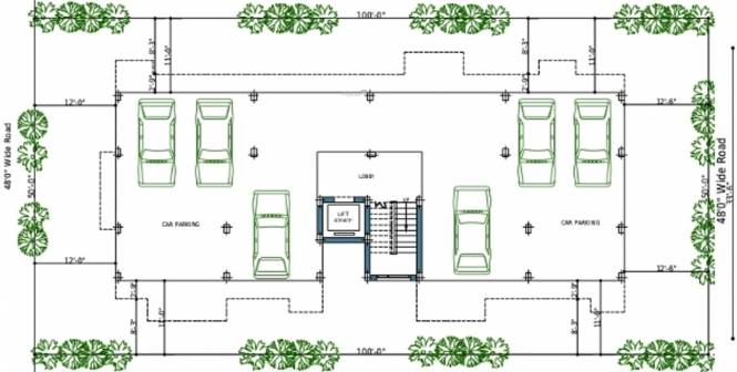 Pushkar Sreepuram Cluster Plan