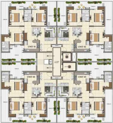 APS Highland Park Cluster Plan
