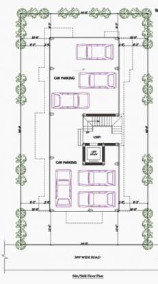 Firm Sai Arul Nivas Cluster Plan