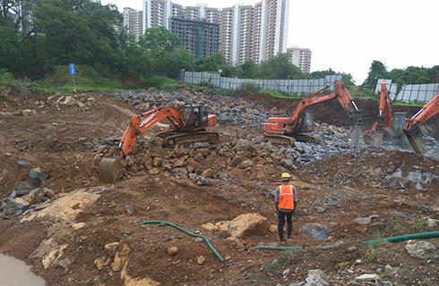 Godrej Emerald Construction Status