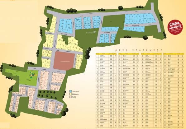 MCB Blossom Rich Layout Plan