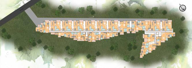 Green Atrium Site Plan