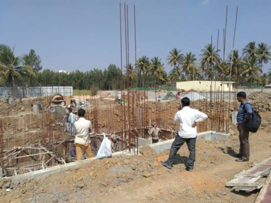 Sanvi Sankalpam Construction Status