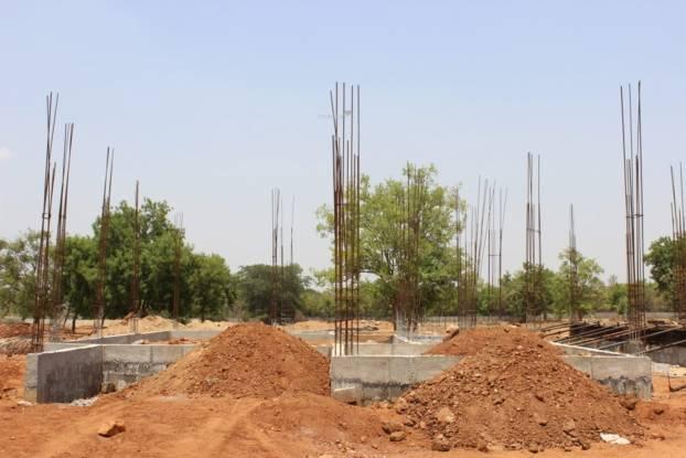 Muppa Indraprastha Construction Status