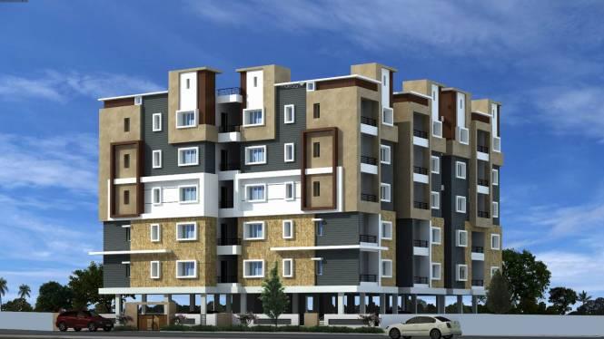 Vanamali Pearl Homes Elevation