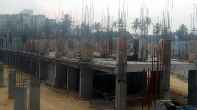Meda Greens Construction Status