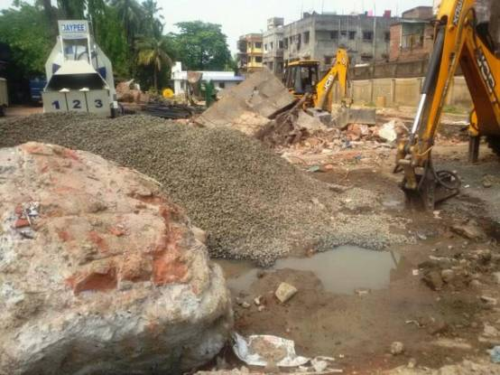 Srijan Centrum Construction Status