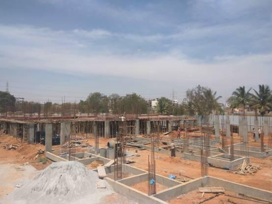 Meda Eternity Construction Status
