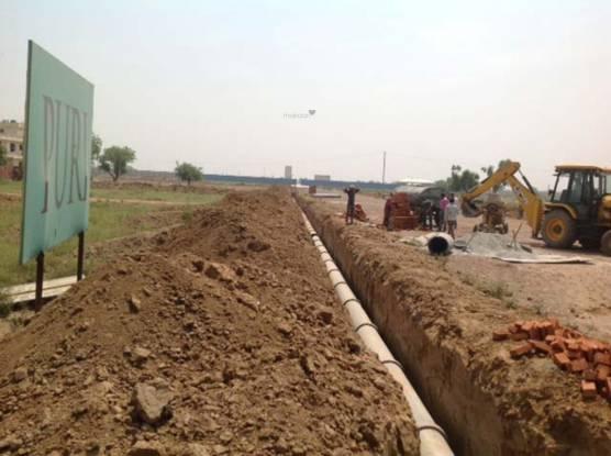 Puri Amanvilas Plots Construction Status