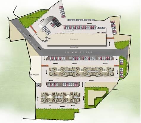 JH Regency Park Master Plan