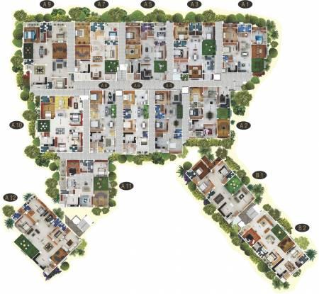 Dream Valencia Cluster Plan