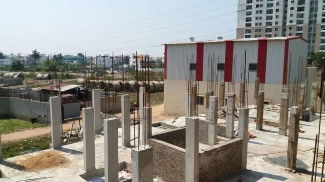 GP Freesia Construction Status