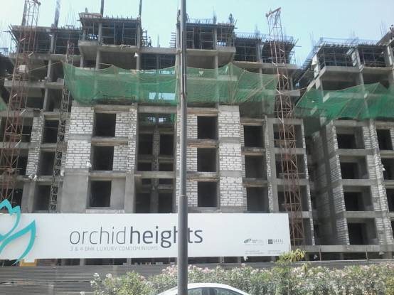 Goyal Orchid Heights Construction Status