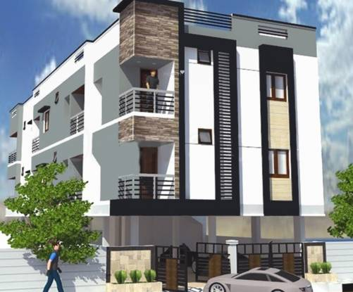 AV Vijayam Elevation