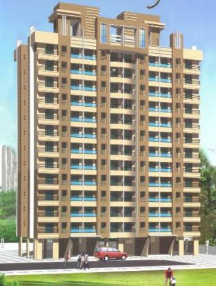 RMP Vandana Heights Elevation