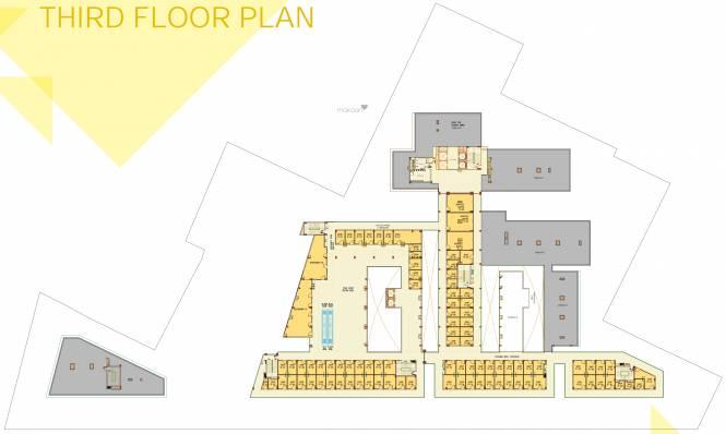 Orris Market City Cluster Plan