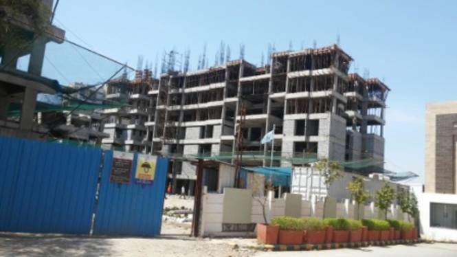 Prime Utsav Homes 3 Phase 1 Construction Status