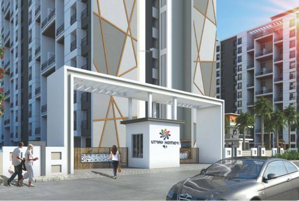 Prime Utsav Homes 3 Phase 1 Elevation
