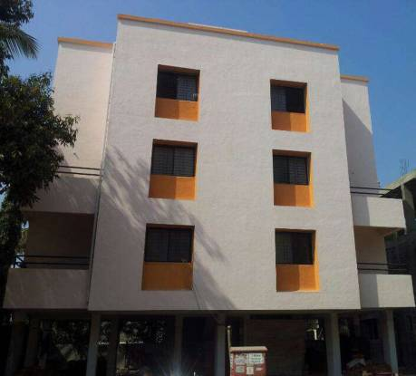 OM Omkar Apartments Elevation