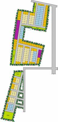 Upkar Gardens Layout Plan