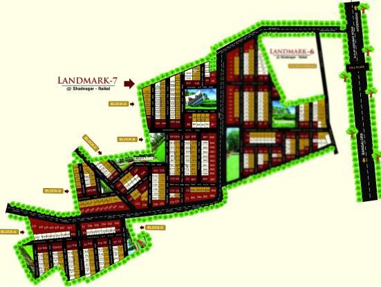 Building Landmark 7 Layout Plan