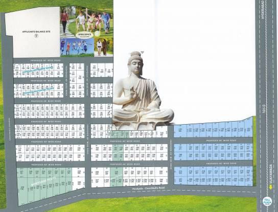 Aarna Amaravathi Smart City Layout Plan
