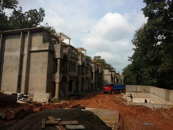 Vianaar Magia Arr Construction Status