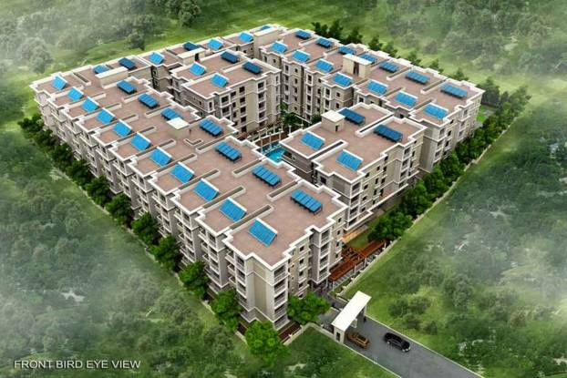 Garuda Royal Homes Elevation