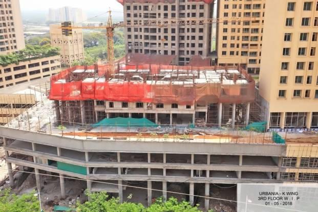 Rustomjee Urbania Aurelia 1  Construction Status