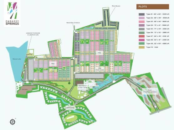 Embassy Edge Master Plan