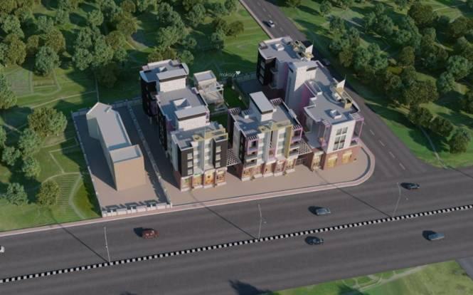 Aaiji Aura City Elevation