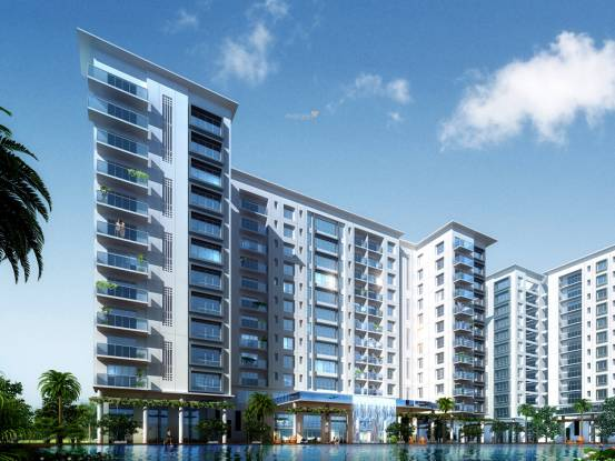 Emami New Project at New Alipore Elevation